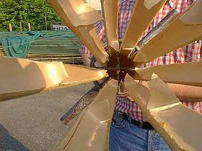 wozu bambus bleichen